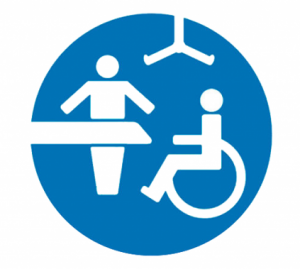 Changing Places symbol